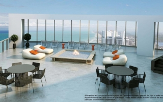 Porsche Design Tower Penthouse Presented by EMH3.com Luxury Real Estate