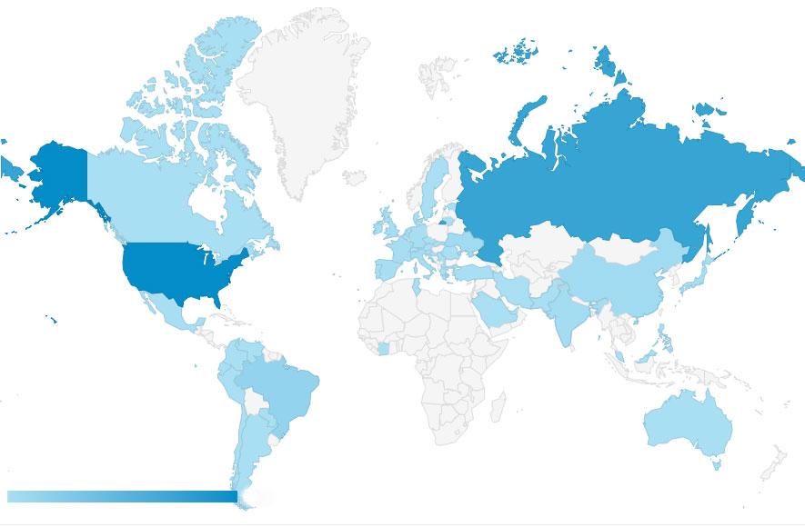 EMH3.com Global Market Reach