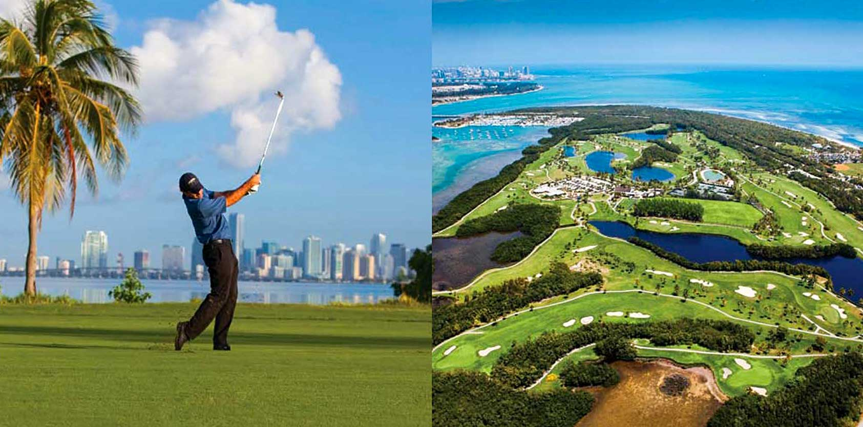 Oceana Key Biscayne Golf