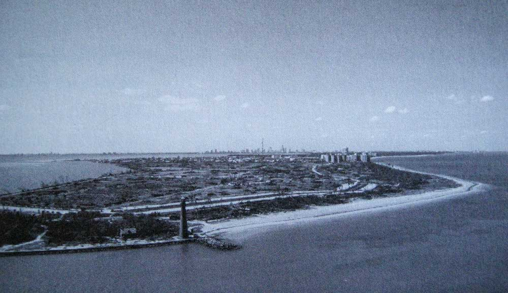 Key Biscayne After Hurricane Andrew