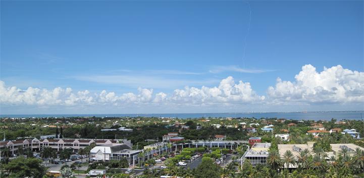 Key Biscayne Panorama of Bay