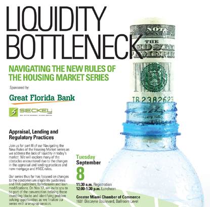 real estate liquidity bottleneck