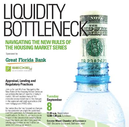 real estate liquidity bottleneck
