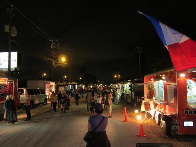 miami gourmet food trucks