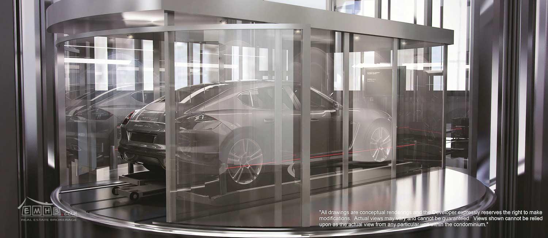 Porsche Design Tower Penthouse 1