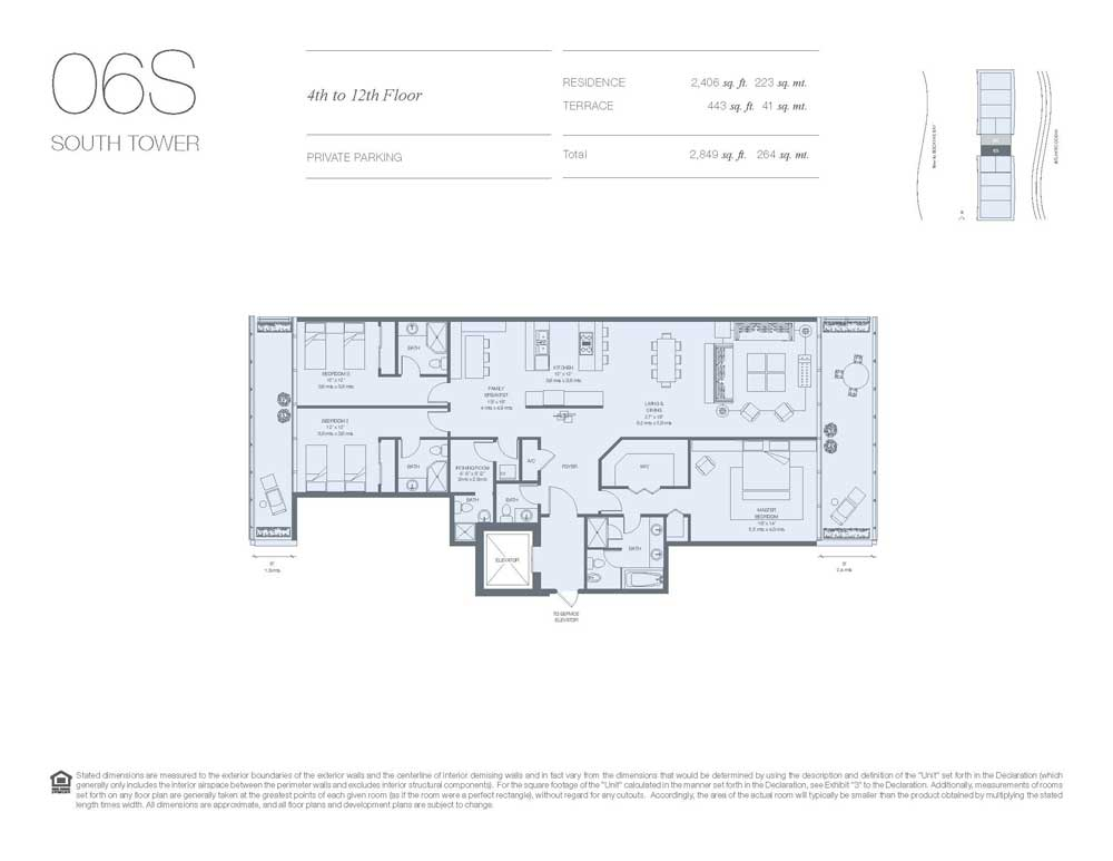 Oceana key biscayne floor plans carpet review for Floor plans 900 biscayne