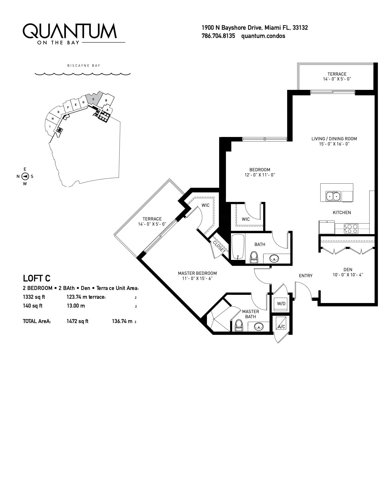 EMH3 Real Estate Quantum on the Bay Loft